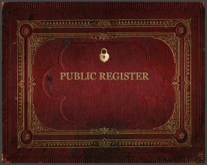 Public Register